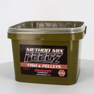Method mix starbaits feedz method fish & pellets - Methods Mix | Pacific Pêche