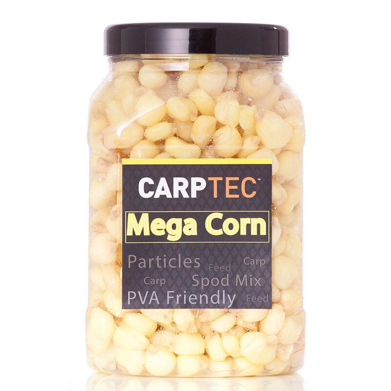 Graines cuites carpe dynamite baits carptec particles mega corn - Prêtes à l'emploi | Pacific Pêche