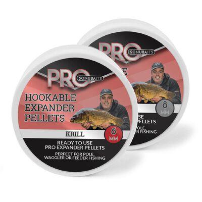 Pellets d'eschage pro expander hookable krill - Eschage | Pacific Pêche