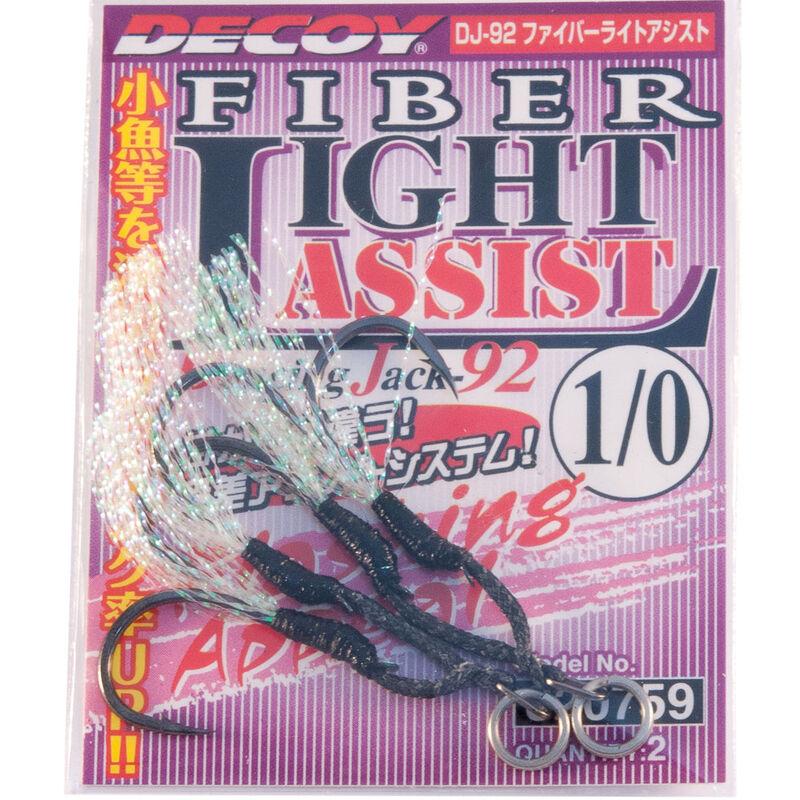 Hameçons jig assist hook decoy dj 92 (pochette de 2 assist hooks) - Assists | Pacific Pêche