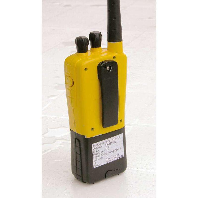 Equipement bateau navicom rt311 vhf 5 w avec batterie nimh - Vhf/Télephonie | Pacific Pêche