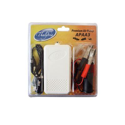 Aérateur à vivier usb + allume cigare + pince pour batterie - Aérateurs | Pacific Pêche
