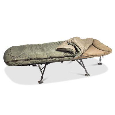 Bedchair avec duvet nash indulgence 5 season ss3 wide - Bedchairs | Pacific Pêche
