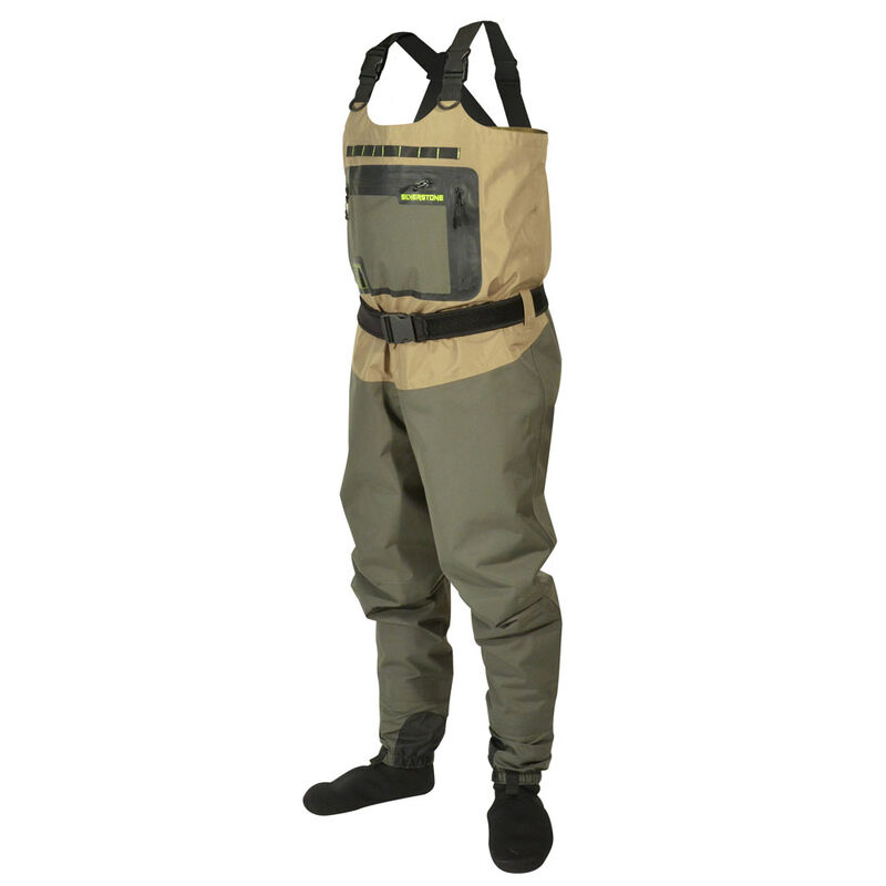Wader silverstone hardwater pro - Waders | Pacific Pêche