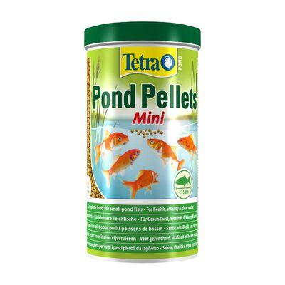 Tetra pond pellets mini 1l - Goodies/Gadgets | Pacific Pêche