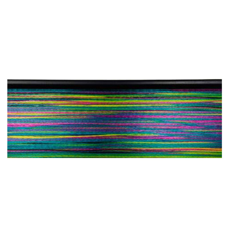 Tresse daiwa jbraid 4 brins multicolore 500m - Tresses   Pacific Pêche