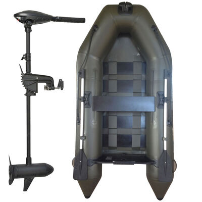 Pack frazer bateau kroko sr 260 + moteur 40 lbs - Packs | Pacific Pêche