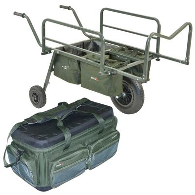 Pack confort mack2 chariot + sac logistik barrow - Packs | Pacific Pêche