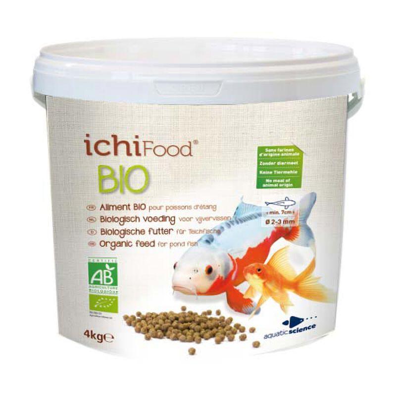 Aliment ichifood bio 2-3mm - Alimentation et soin du poisson   Pacific Pêche