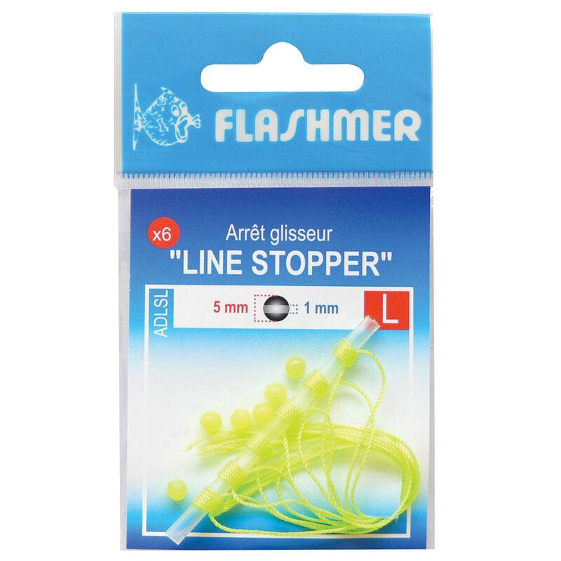 Arrêt glisseur flashmer line stopper - Perles | Pacific Pêche