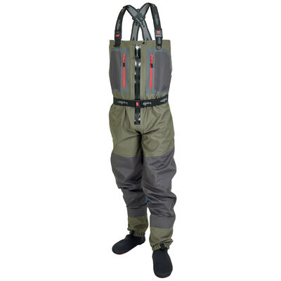 Wader respirant hydrox evolution zip stocking - Respirant | Pacific Pêche