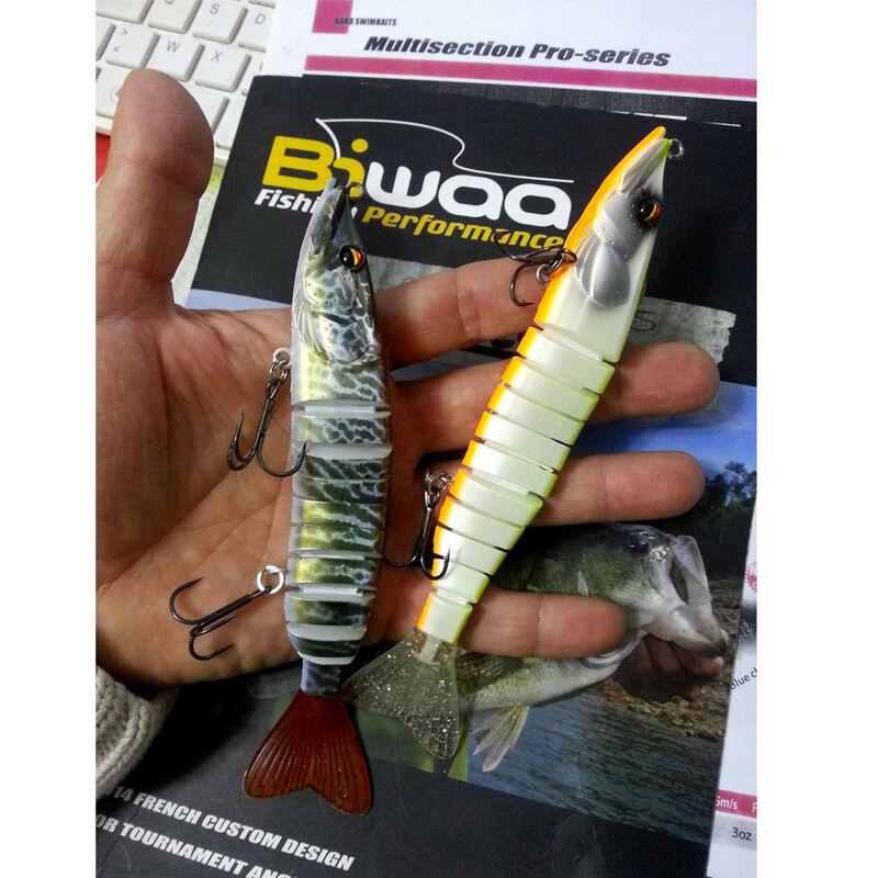 Leurre dur swimbait carnassier biwaa swimpike 18 cm 26g slow sinking - Swim Baits | Pacific Pêche
