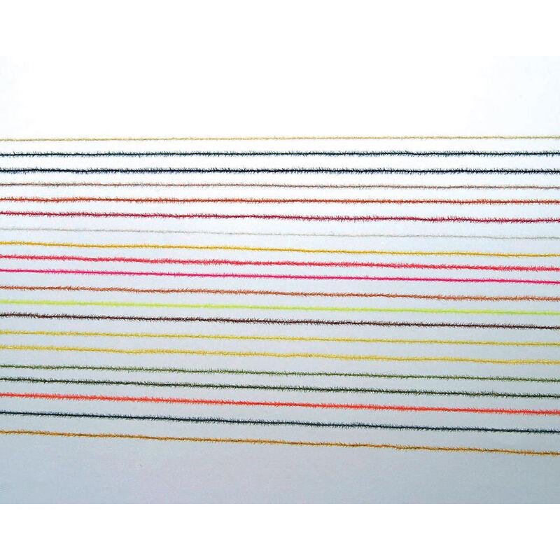 Fly tying jmc bobine micro-chenille - Chenilles | Pacific Pêche