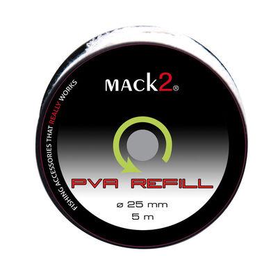 Recharge de filet soluble carpe mack2 pva refill 5m - Filets | Pacific Pêche