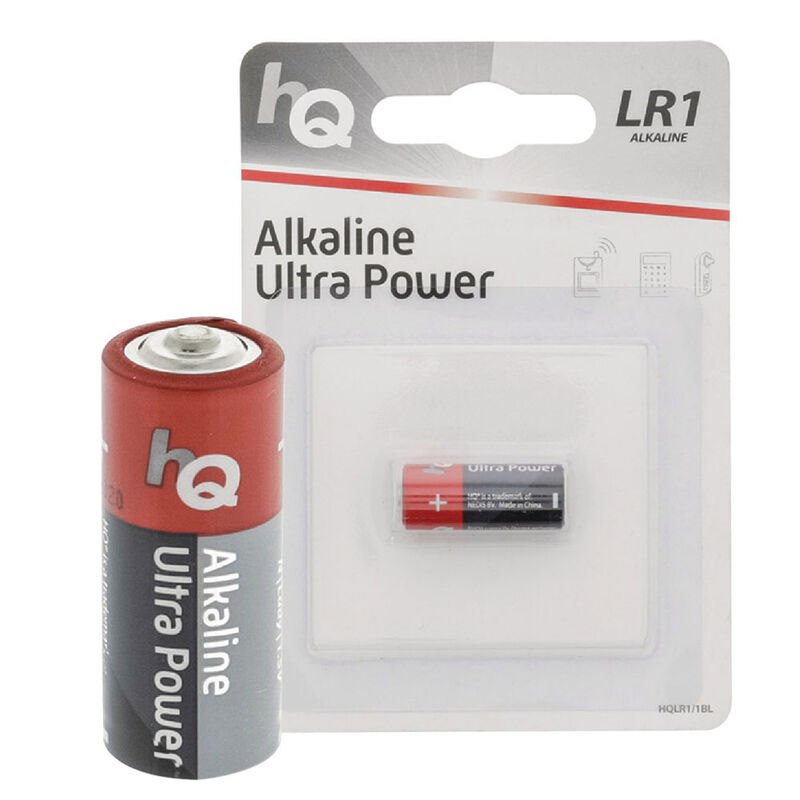Pile generique alkaline lr 01 - Piles détecteurs | Pacific Pêche