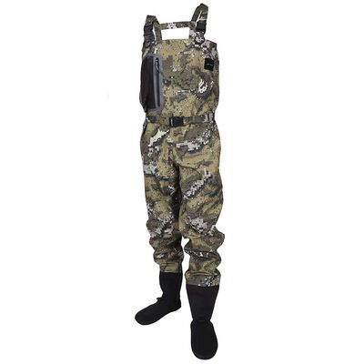 Waders respirant hydrox first v2 camou - Waders Respirants | Pacific Pêche