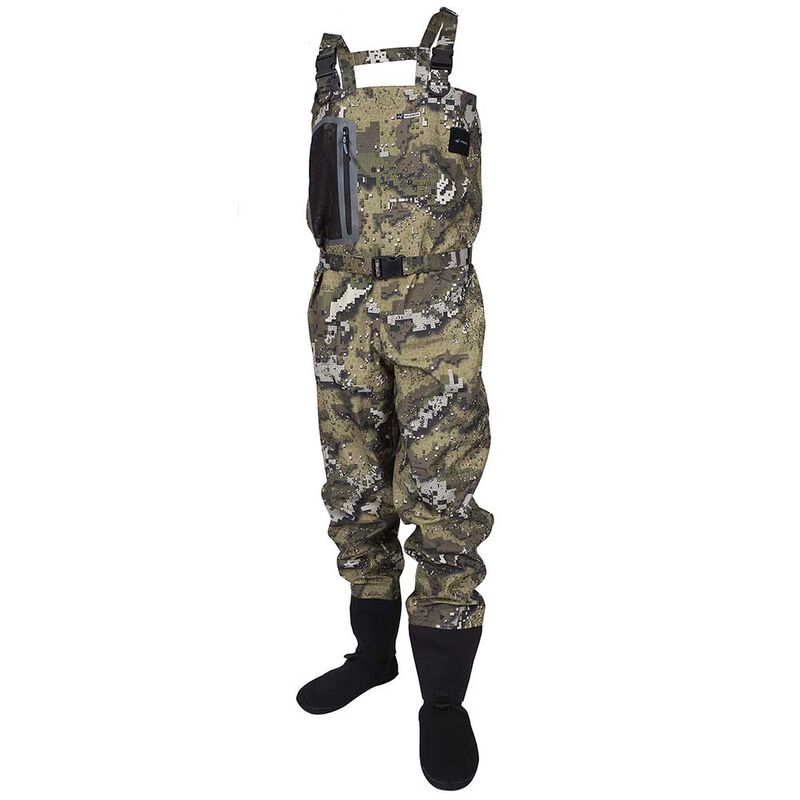 Waders respirant hydrox first v2 camou - Waders Respirants   Pacific Pêche
