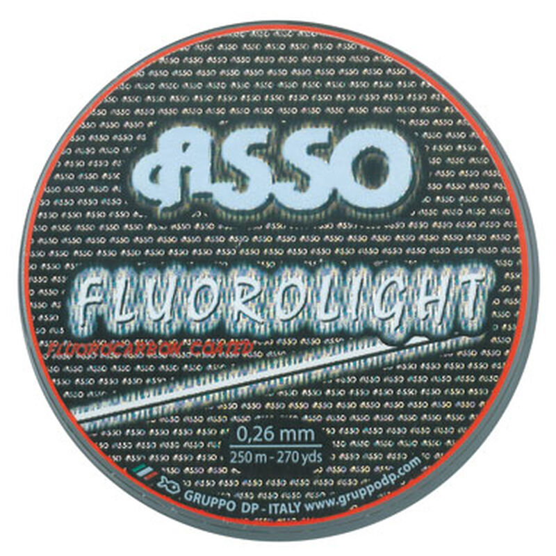 Fluorocarbone carnassier asso fluorolight 250m - Fluorocarbones | Pacific Pêche