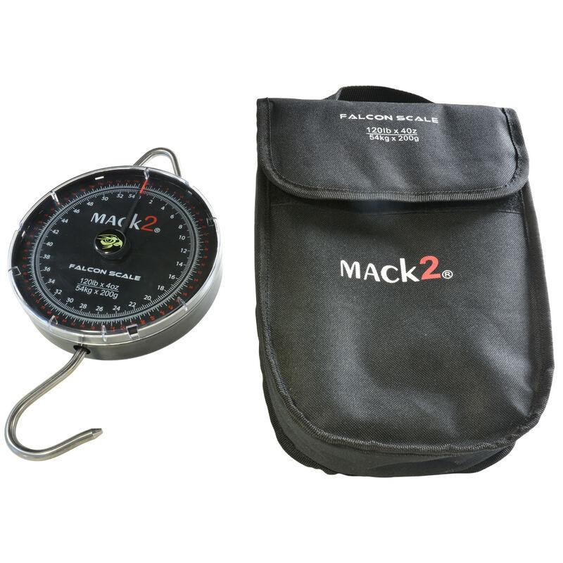 Peson carpe mack2 falcon scale 54 kg - Pesons | Pacific Pêche