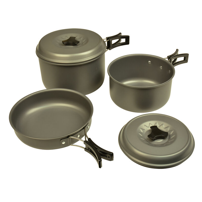 Set de cuisine mack2 logistik cookware set - Cuisine/Repas | Pacific Pêche
