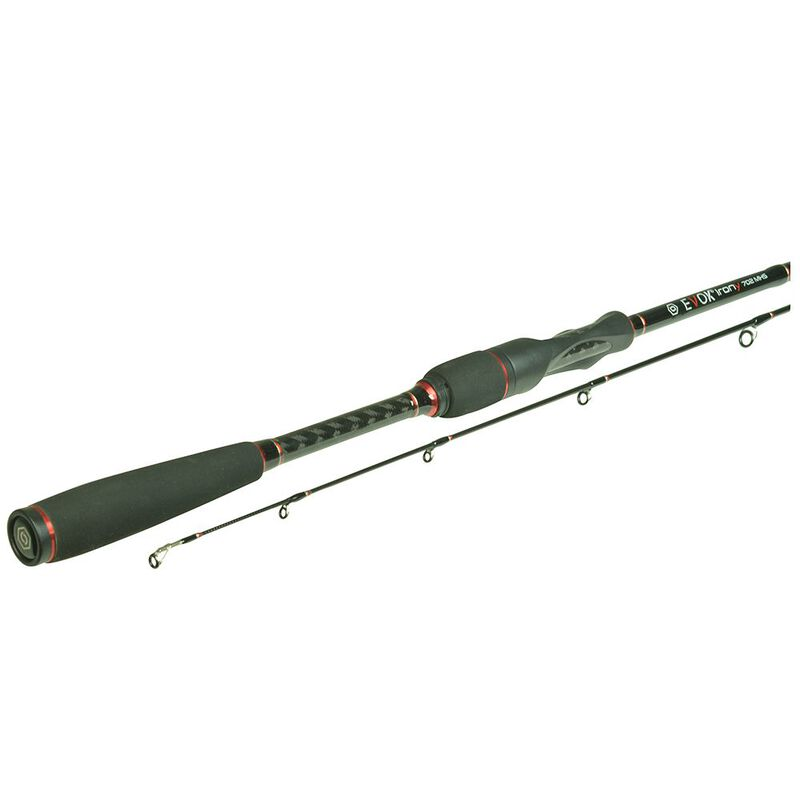 Canne lancer spinning carnassier evok irony 702 mhs 7' 2.10m 7-28g - Lancers/Spinning | Pacific Pêche