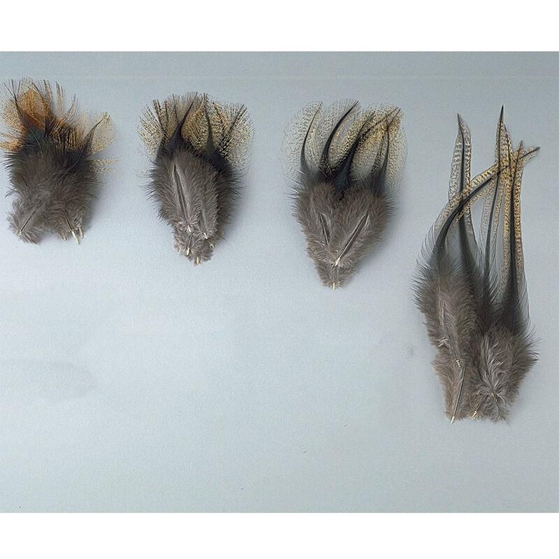 Fly tying jmc plumes de pardo lancette grade 1 - Plumes | Pacific Pêche