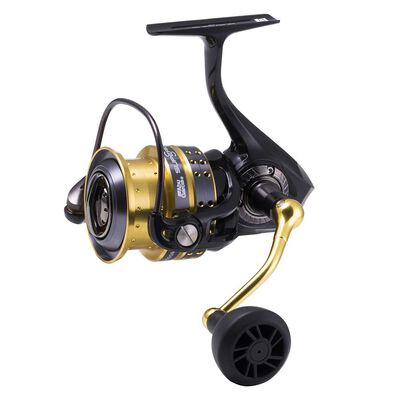 Moulinet spinning abu garcia superior 3000mhs (rapide) - Moulinets tambour Fixe | Pacific Pêche