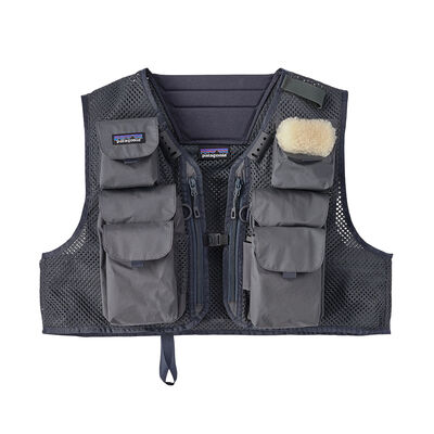 Gilet mouche patagonia mesh master 2 forge grey - Vestes/Gilets | Pacific Pêche