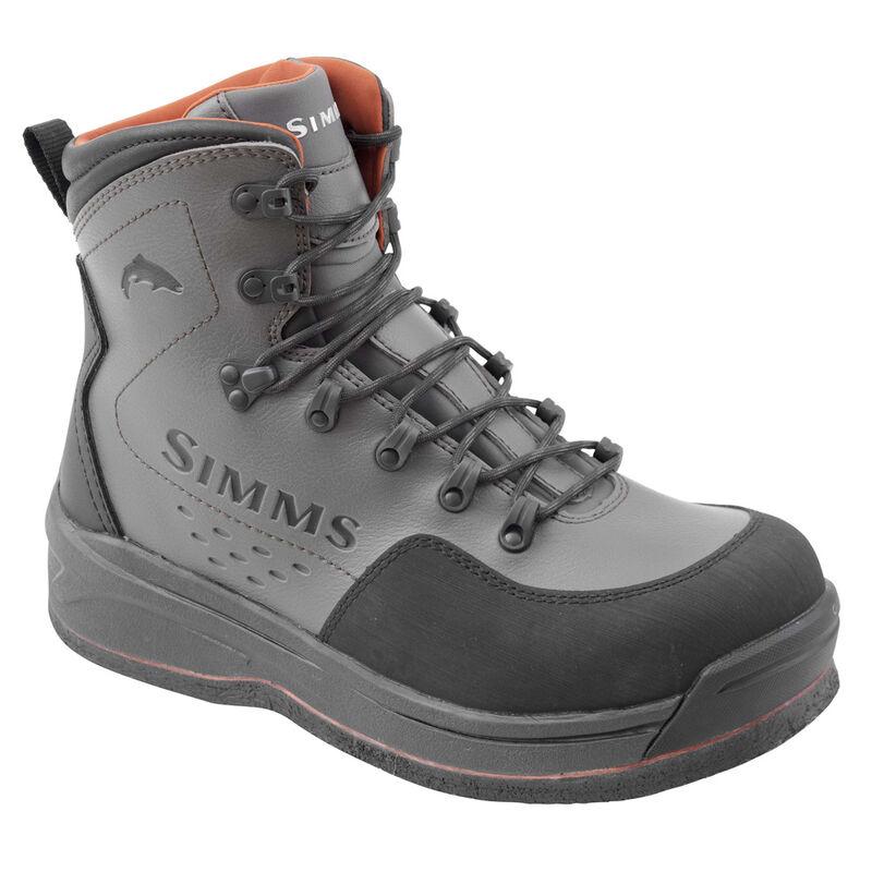 Chaussures simms freestone boot gunmetal felt (semelles feurtre) - Chaussures de wading | Pacific Pêche