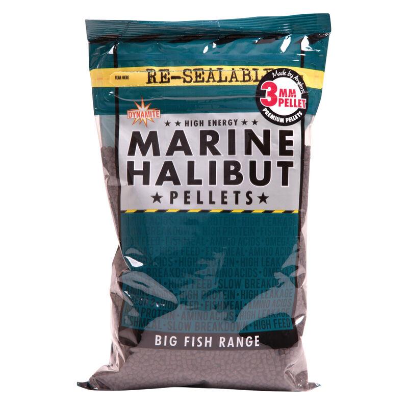 Pellet coup dynamite baits marine halibut pellet 900g - Eschage   Pacific Pêche
