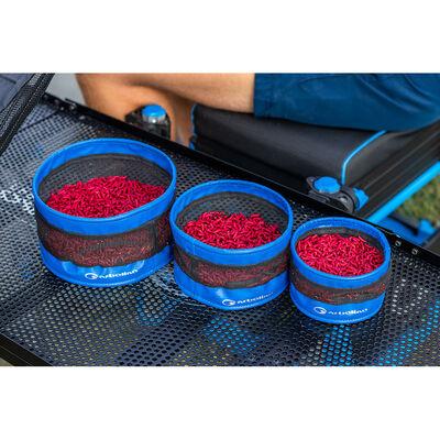 Set de 3 boites souples  à esches anti evasion garbolino - Boites à Appats | Pacific Pêche