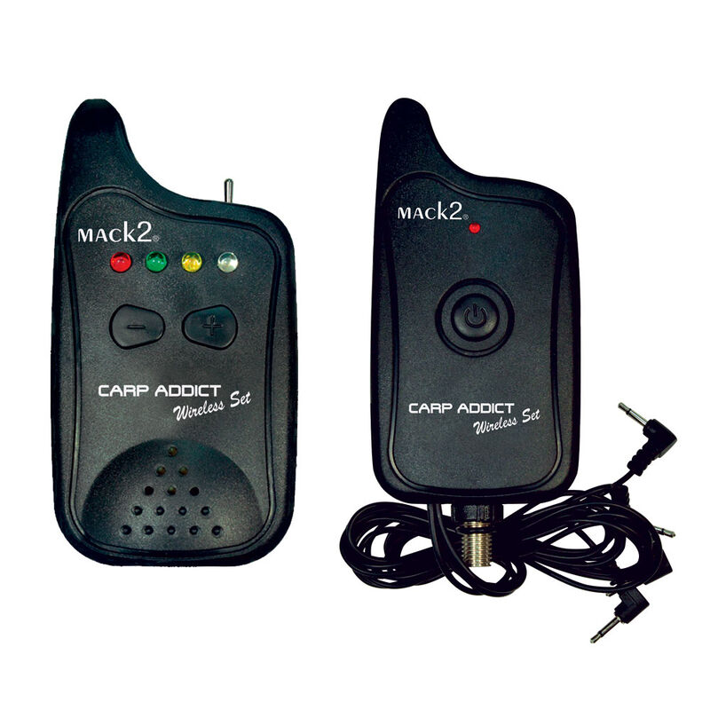Centrale carpe mack2 carp addict wireless set - Centrales | Pacific Pêche