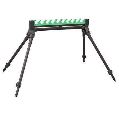 Support de kits coup sensas anti-vent 4 pieds 10 loges - Supports | Pacific Pêche