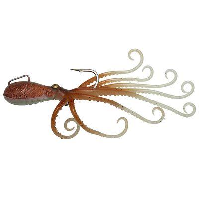 Leurre savage salt 3d octopus 35g 10cm - Souples   Pacific Pêche