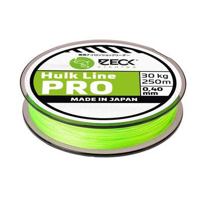 Tresse zeck hulk line pro 250m 0.40mm - Tresses | Pacific Pêche