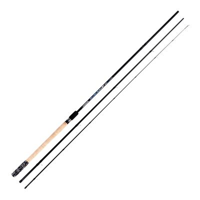 Canne anglaise garbolino silver bullet match 3s 3.90m 5/15g - Cannes emboitements   Pacific Pêche