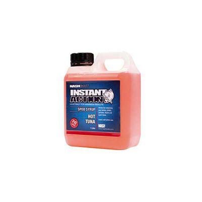 Liquide de trempage nash hot tuna syrup 1l - Liquides de trempage | Pacific Pêche
