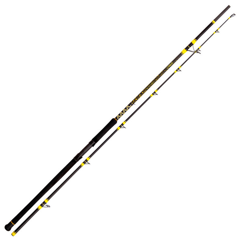 Canne lancer silure black cat passion pro dx 2.40m 600g - Lancer / Spinning | Pacific Pêche