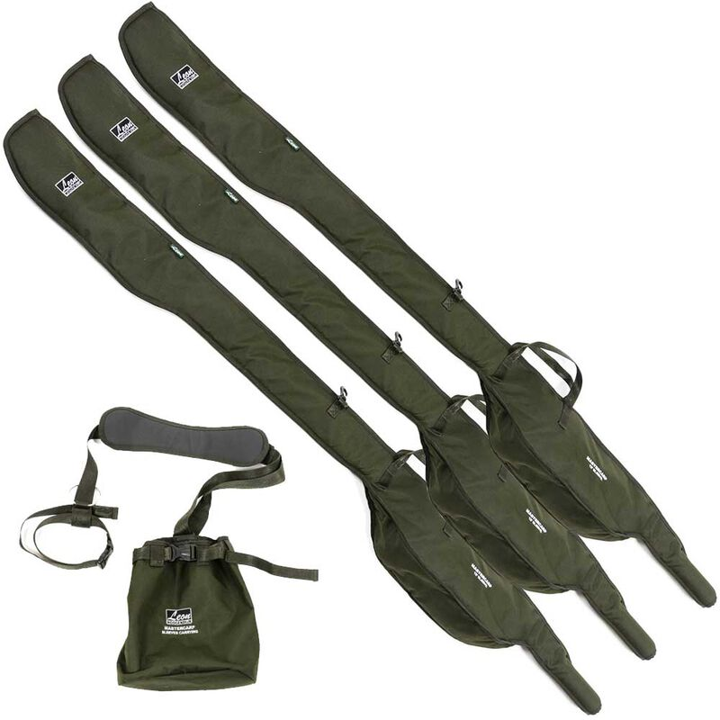 Pack bagagerie hoogendijk 3 rod sleeve 12' + sleeve carrying - Packs | Pacific Pêche