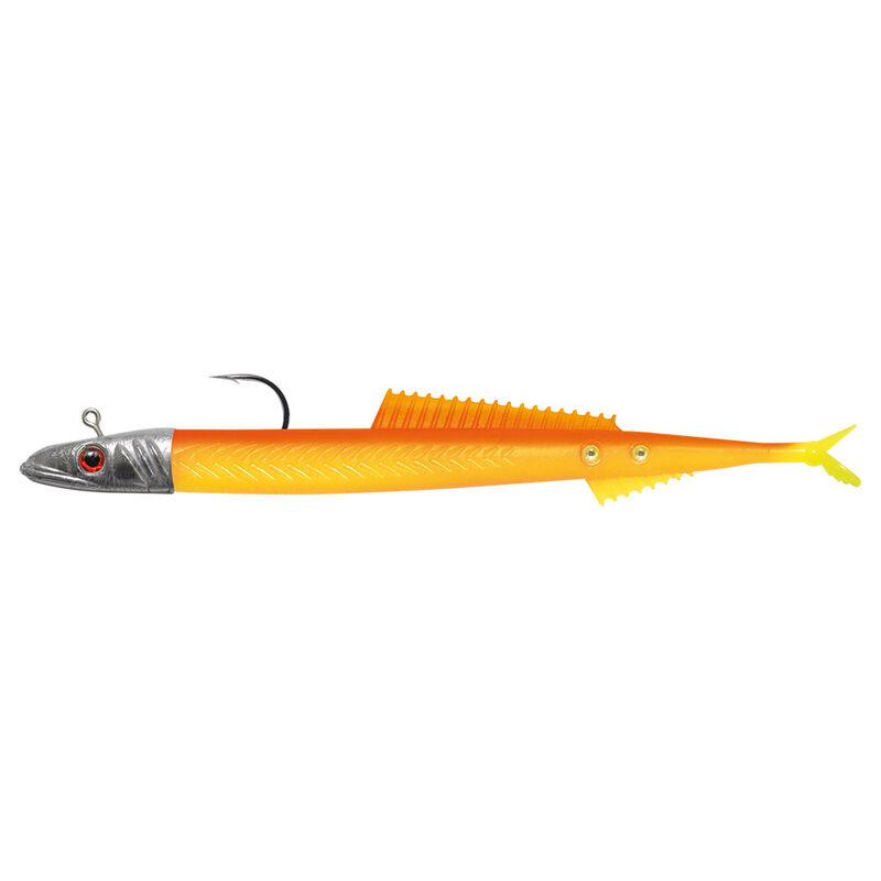 Leurre souple monté delalande fire eel 18cm 40g - Leurres souples | Pacific Pêche
