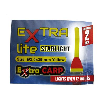 Extra lite diametre 3 mm longueur 39 mm (x2) - Lumineux | Pacific Pêche