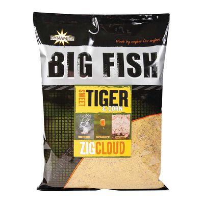 Mix zig cloud dynamite bait sweet tiger 1.8kg - Mixs | Pacific Pêche