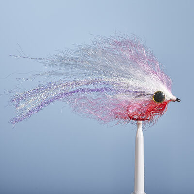 Streamer à brochet jmc broc 45 (h 4/0) - Streamers | Pacific Pêche