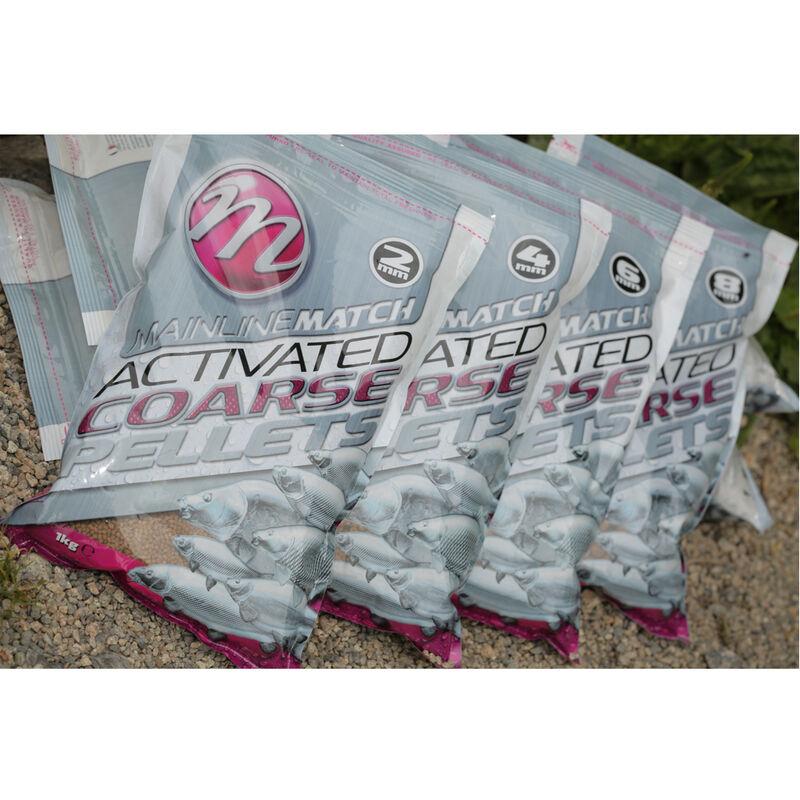 Pellets coup mainline match activated coarse pellets 1kg - Amorçage | Pacific Pêche