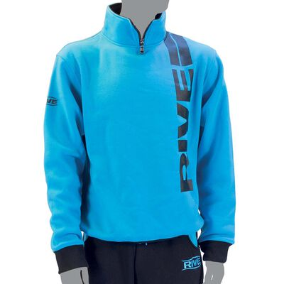 Sweat en coton rive aqua - Sweat Shirt | Pacific Pêche