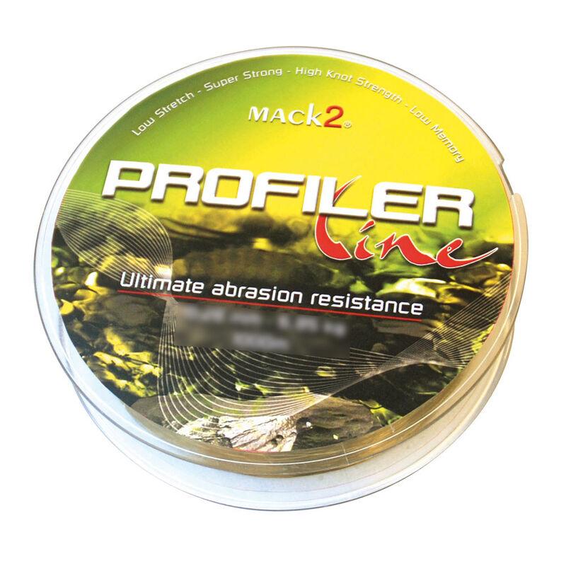 Nylon carpe mack2 profiler line - Monofilament   Pacific Pêche