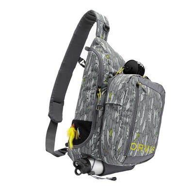 Sac mouche orvis guide sling pack safe passage camouflage - Sacs | Pacific Pêche