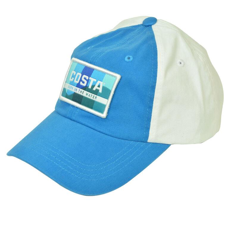 Casquette costa patch trucker bleue - Casquettes | Pacific Pêche