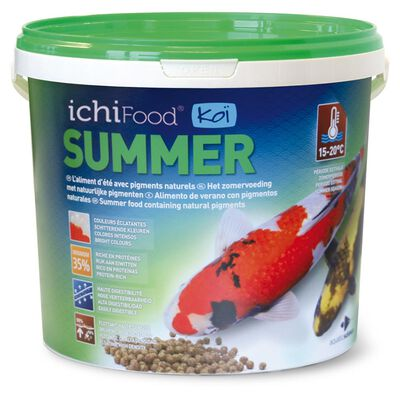 Aliment ichifood summer mini 2-3mm - Alimentation et soin du poisson | Pacific Pêche