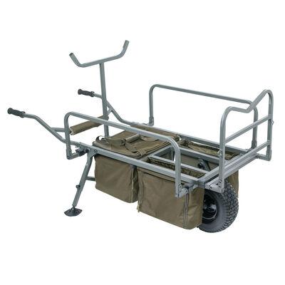 Chariot de transport carpe nash trax evo mk2 (brouette) - Chariots | Pacific Pêche